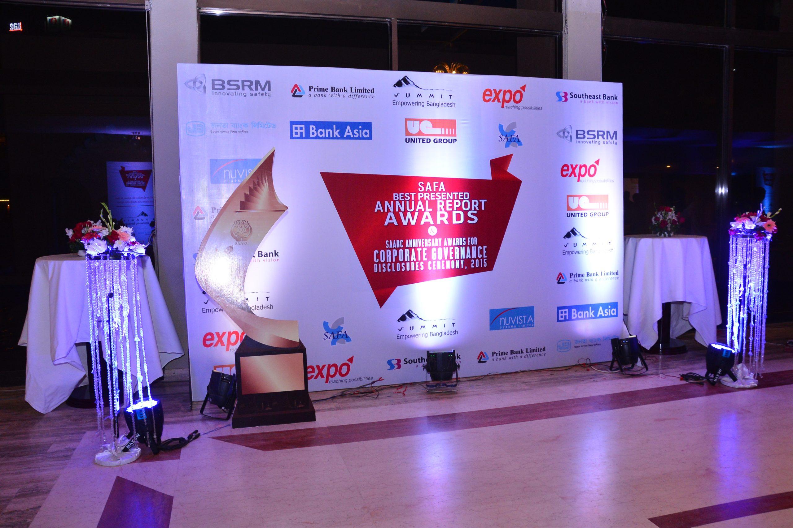 SAFA BPA Awards <br></br>