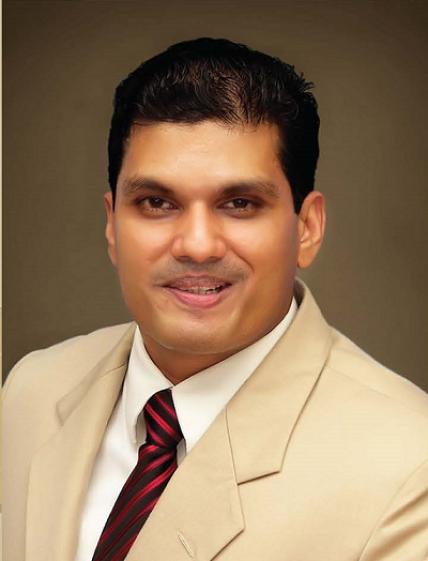 Mr. Tishan Subahsinghe, ICA Sri Lanka