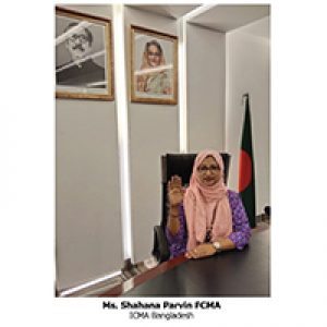 SAFA WLC Member, ICMA Bangladesh