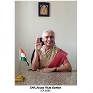 SAFA WLC Member, ICA India